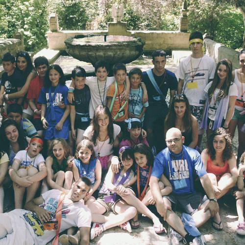 Campamento en La Rioja